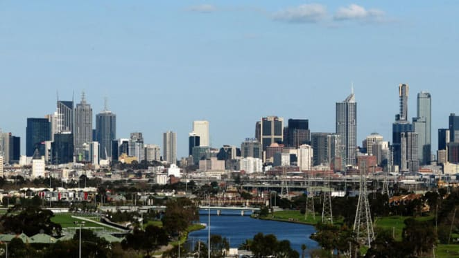Melbourne property market correction will hit houses, not apartments: CoreLogic Moody's