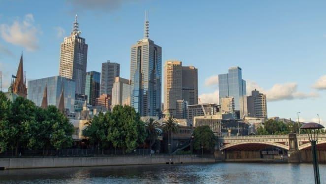 Convenient East Melbourne studio apartment listed