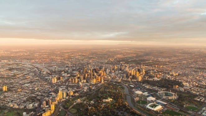 Melbourne's strong run of property price rises may be ending