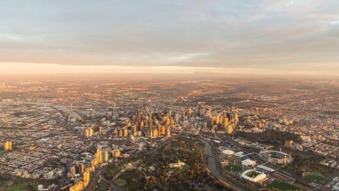Cracks emerge in oversupplied Melbourne August auction market