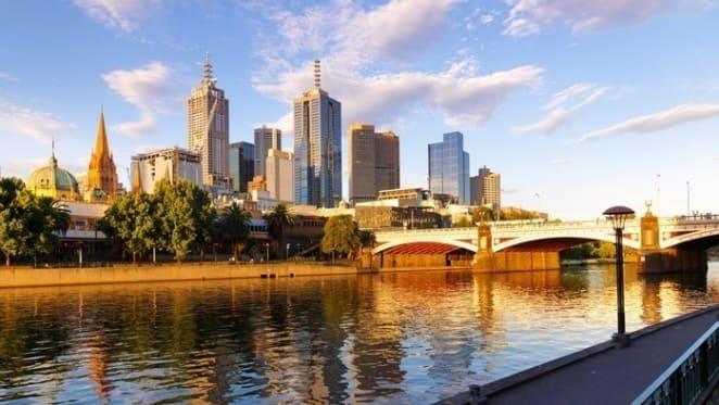 Melbourne regains crown as busiest auction capital