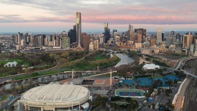 Melbourne sets new auction record for August
