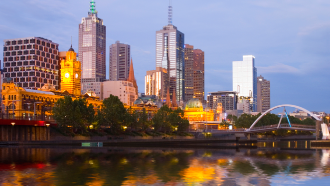 Melbourne's median house price up for fifth consecutive quarter