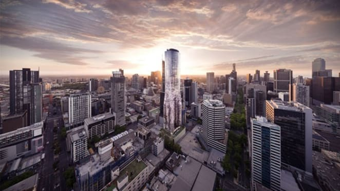 Melbourne's Eq. Tower set to be caught in Airbnb crackdown