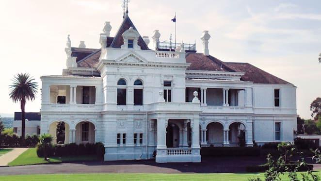 Malvern's Stonington sets $52.5 million Victorian residential price record