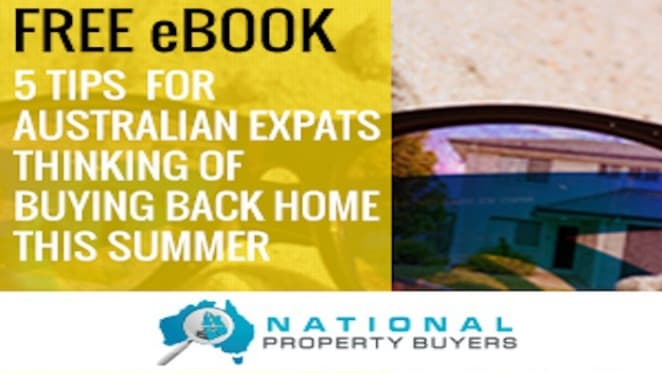 Five tips for Australian expats thinking of buying home this summer