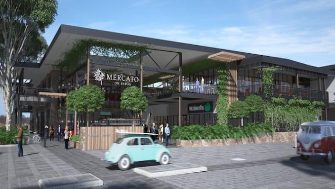 Byron Bay's new shopping precinct seeking tenants