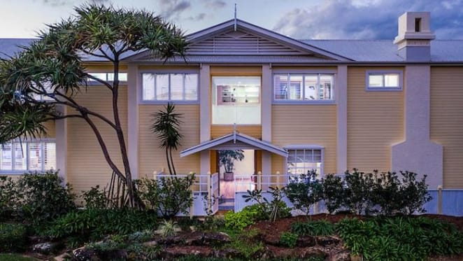Olympic gold medallist Dean Lukin lists family Mermaid Beach house