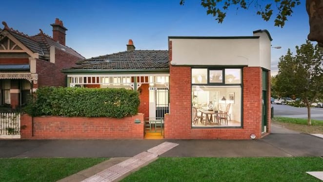 Middle Park Edwardian former shop home hits the market