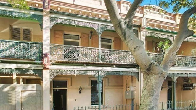 Vacated Millers Point four level terrace fetches $1,911,000 at private state government auction