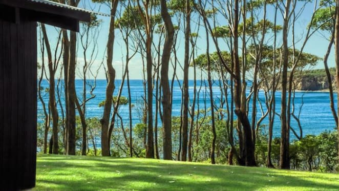 Mollymook's finest home listed for auction