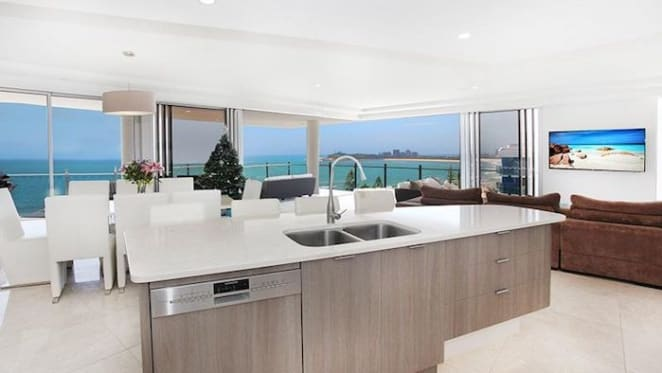 Beachfront Mooloolaba apartment sold for $3.95 million