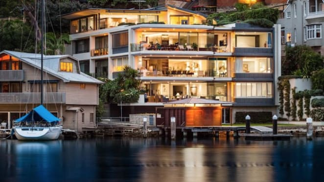 Mosman's $10 million plus Watermarque apartment record