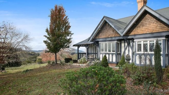Historic 1890's Moss Vale trophy home sold