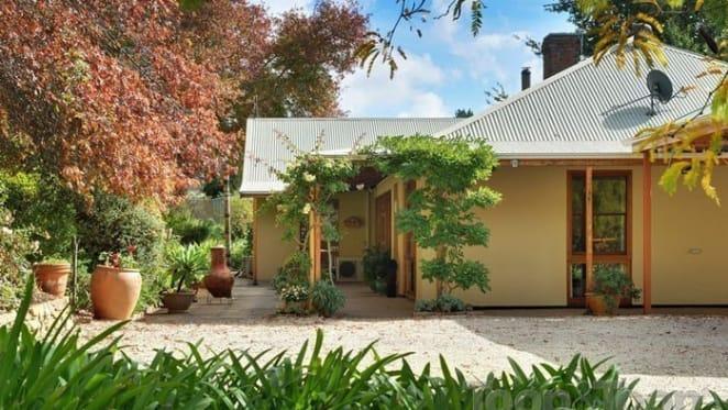 London-based Alexander Downer sells Adelaide Hills home