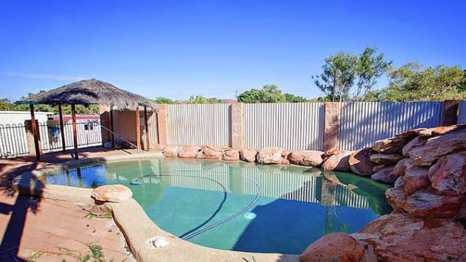 Mount Isa three bedroom house listed by mortgagee