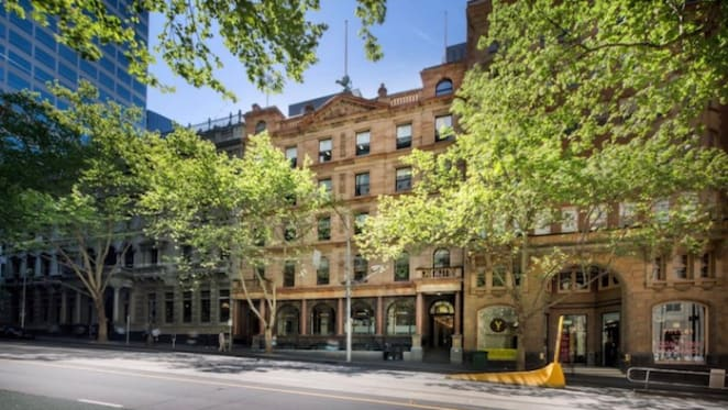 Japan based fashion retailer Muji sign 5-year lease in Melbourne's Scottish House building