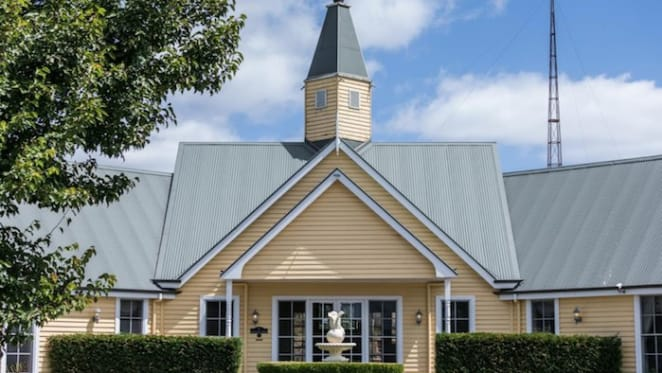 Barcaldine House, Musk vineyard listed with $1.5 million hopes