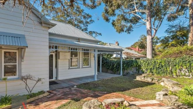 $1 million plus Nedlands cottage listed by mortgagee