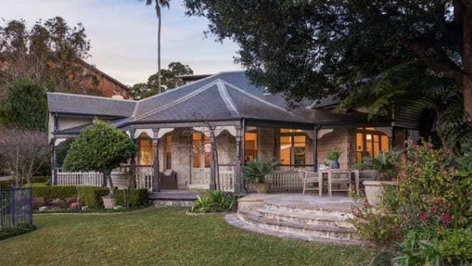 The Oaks hotelier Andrew Thomas sells Neutral Bay trophy home, Cossington