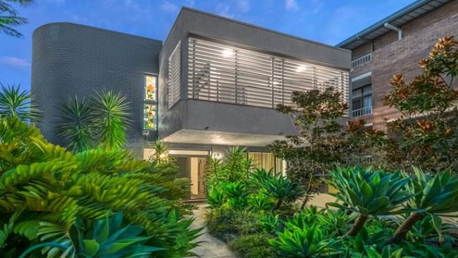 Property developers Glance and Allan Mean list New Farm riverfront home