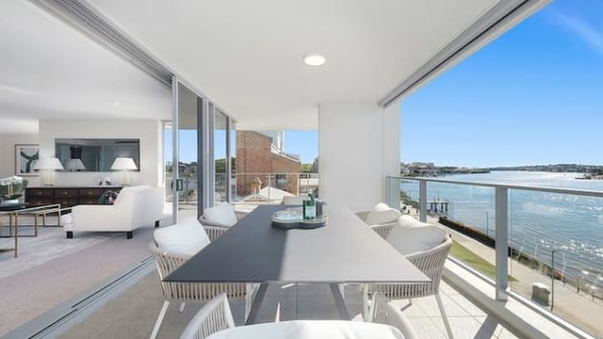 New Farm apartment with city views sold for $4.8 million