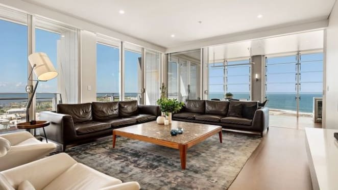 Newcastle penthouse apartment sold for $5.45 million
