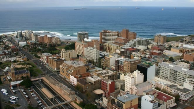Commercial property in Newcastle improving: HTW