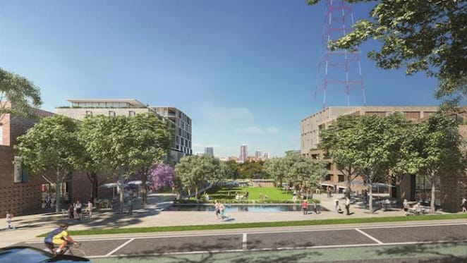 Foreign interest expected in masterplan approved Nine site at Willoughby