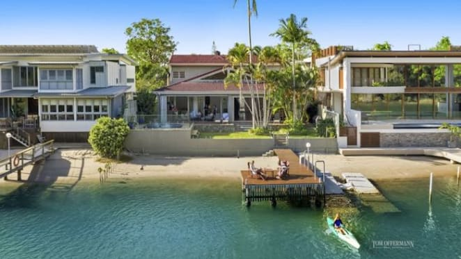 Riverfront Noosa Heads trophy home sells for $5.67 million