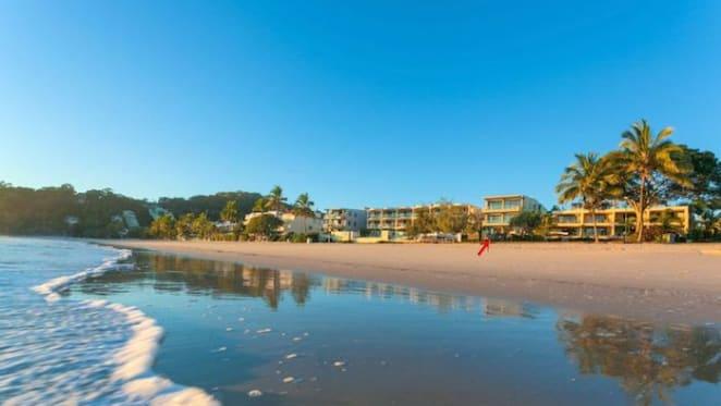 Noosa's $8.25 million record apartment buyers emerge
