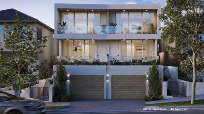 North Bondi beach house with developmental approval sold for $5.825 million
