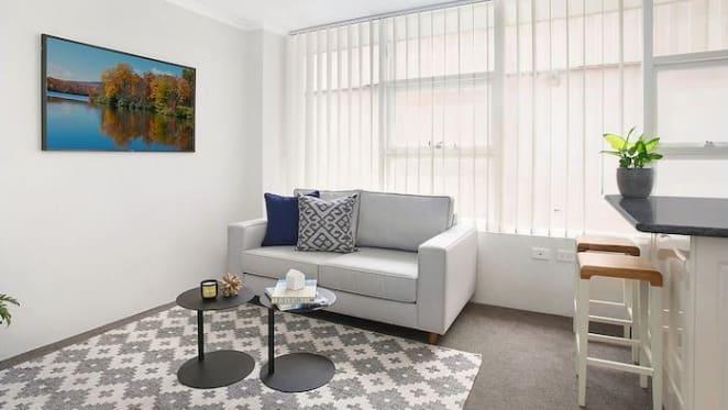 North Sydney studio sells for under $400,000