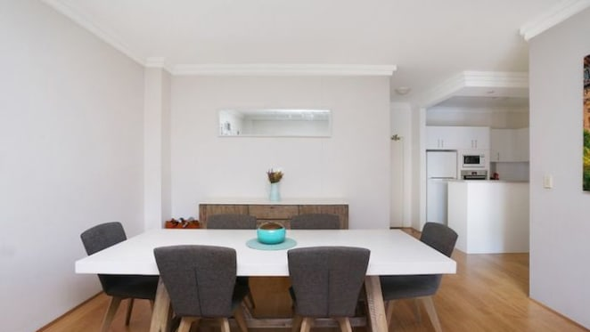 Sky Racing presenter Jaimee Rogers lists North Sydney apartment