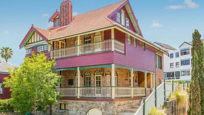 Heatherlie mansion in North Sydney listed with $6,888,000 price tag