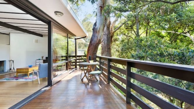 Mid Century Modern Northwood home yet to sell