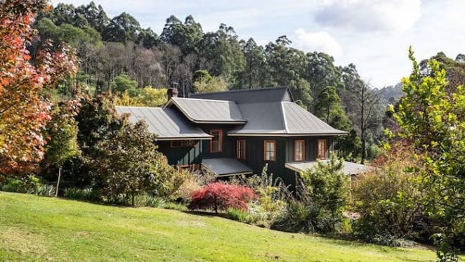 Dandenong Ranges garden escape Quiddity sold