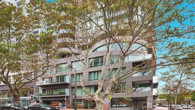 Heidi Onisforou withdraws Potts Point apartment from auction again