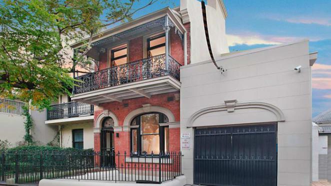 Double Paddington terrace set for July auction