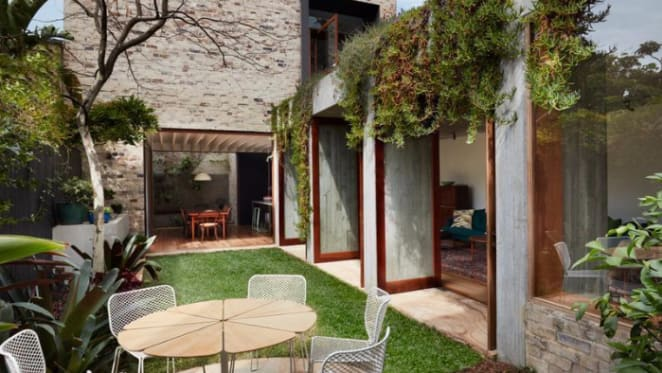 Courtyard House, Paddington sold post-auction