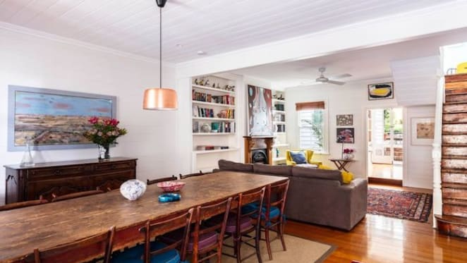 Art dealer Evan Hughes lists 1920s Paddington terrace