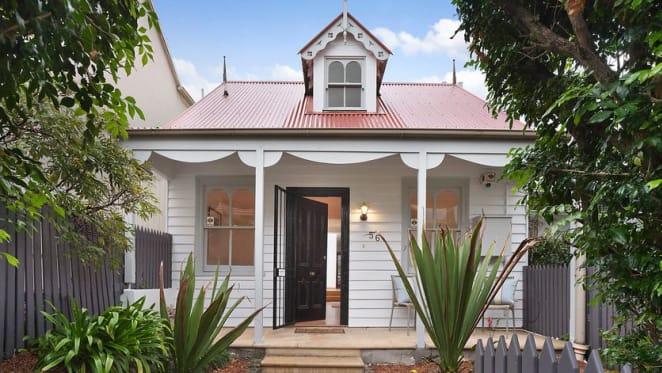 Celebrity agent John Fordham lists Paddington cottage