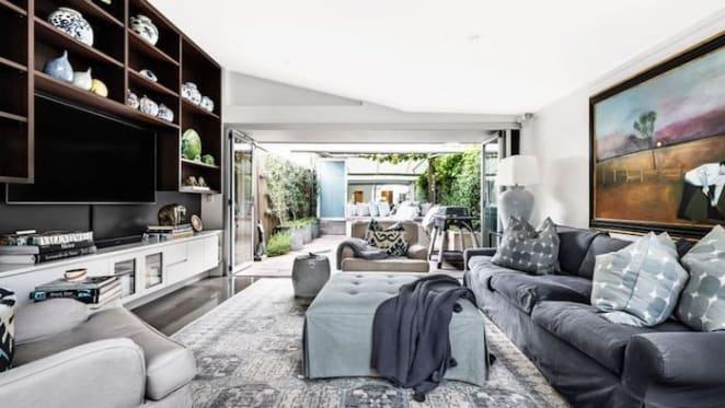 Socialite Tiffany Tilley lists her Paddington terrace