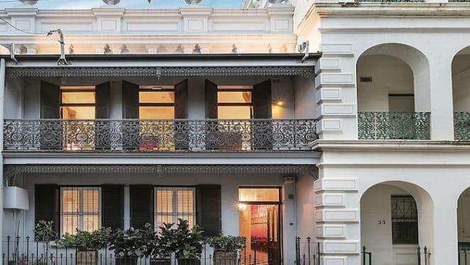 Artist Michael Johnson sells Paddington terrace Cawdor