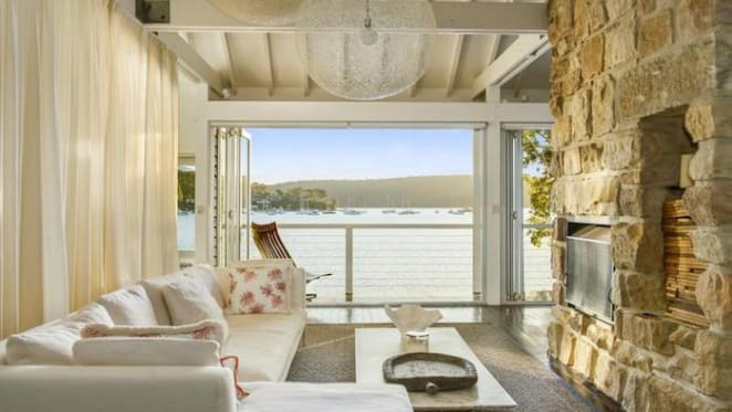 Chic Pittwater beach house fetches $4.6 million