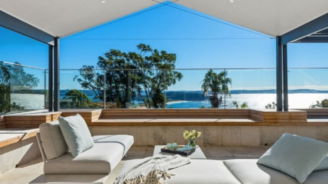 Motorcycle tycoon Warren Fraser lists at Palm Beach