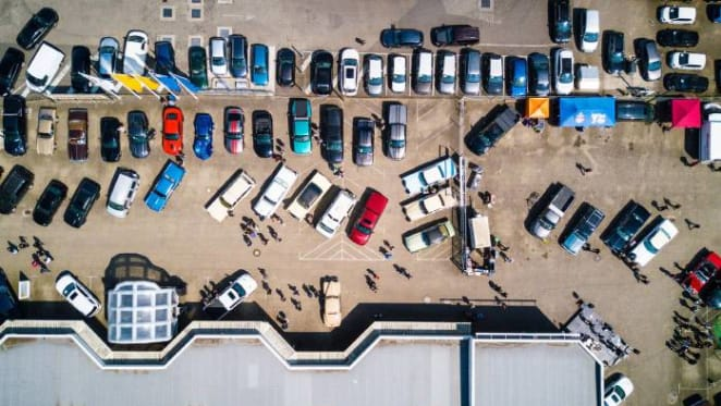 Car park construction spree for select railway stations