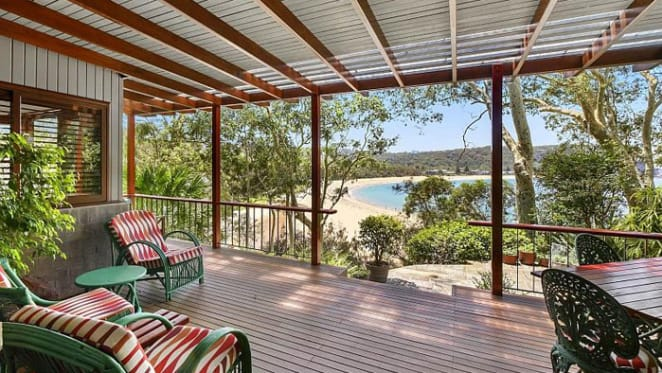 Former Goldman Sachs director buys Pearl Beach weekender
