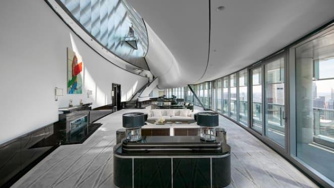 The Art Deco $66 million Sydney CBD penthouse for sale
