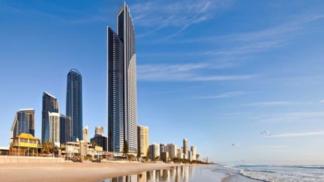 Tony Fung lists soul-less Gold Coast penthouse